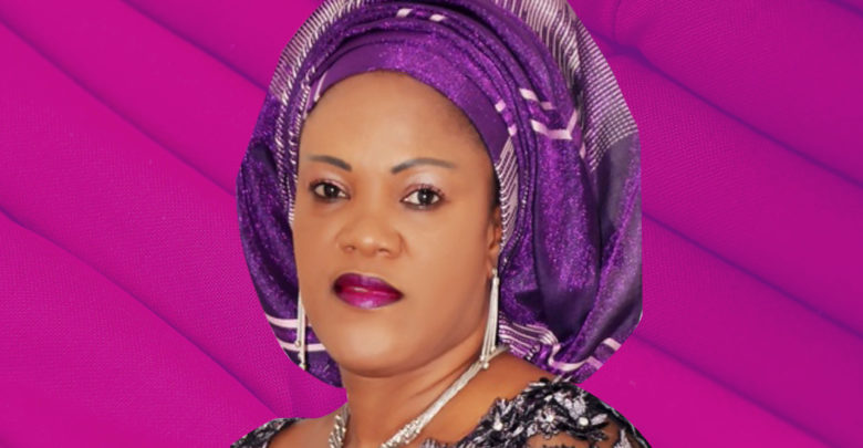 Enugu State First Lady, Monica Ugwuanyi