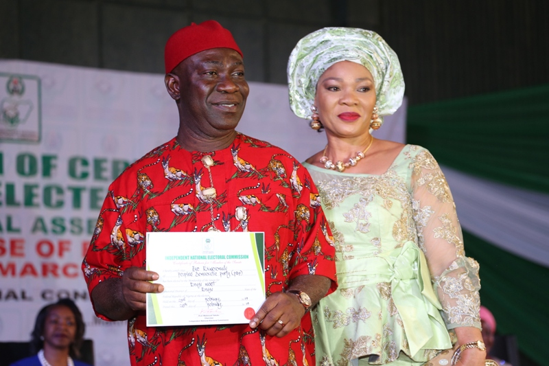 Image result for ekweremadu and his wife