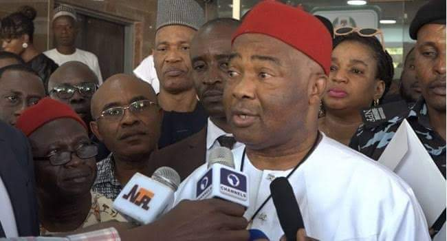 Freeze All Imo Accounts, Uzodinma Orders Banks » GRASSROOTS ONLINE