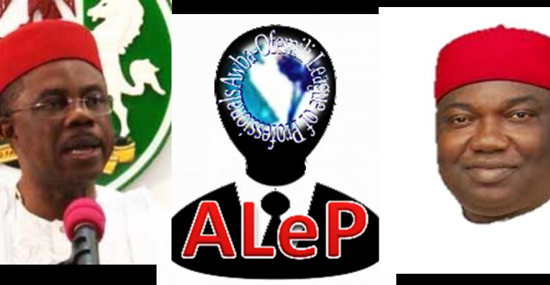 Obiano ALeP Ugwuanyi