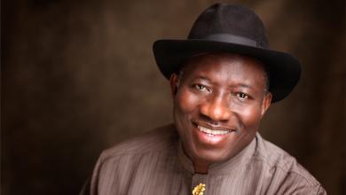 Dr Goodluck Jonathan