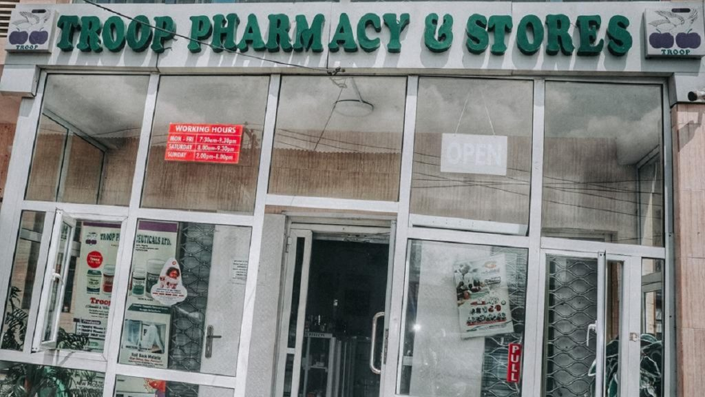Troop Pharmaceuticals