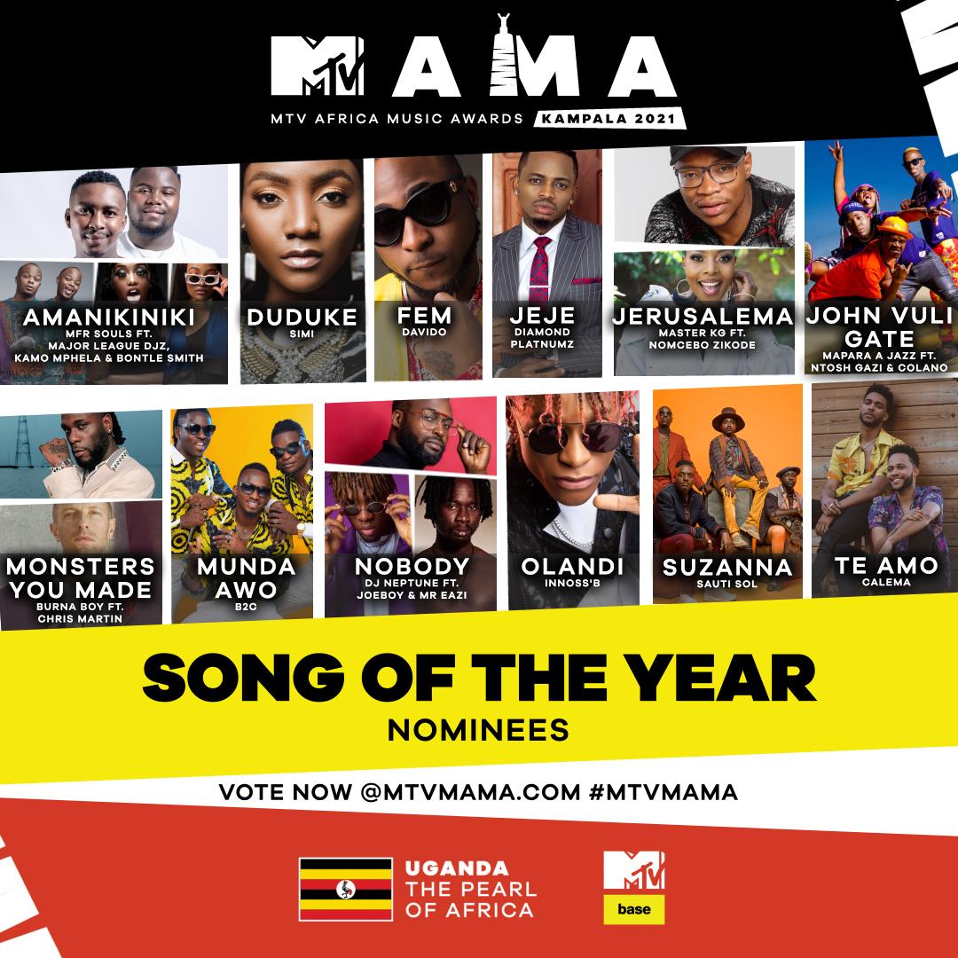 Mama Kampala 2021