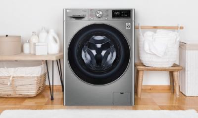 Auto Restart washing machine