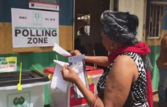 Lagos LG Polls